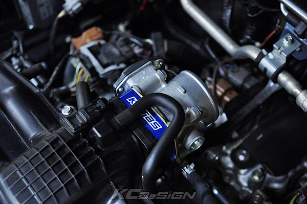 Subaru 14 Forester 2.0 NA 安裝 KC.TBS 氣流倍增器_06.jpg