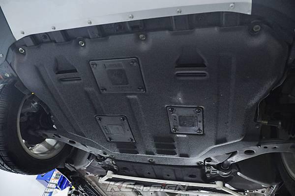 Ford Kuga 1.6T 安裝 KC.TBS 節氣門氣流倍增器 & 下護板_04.jpg