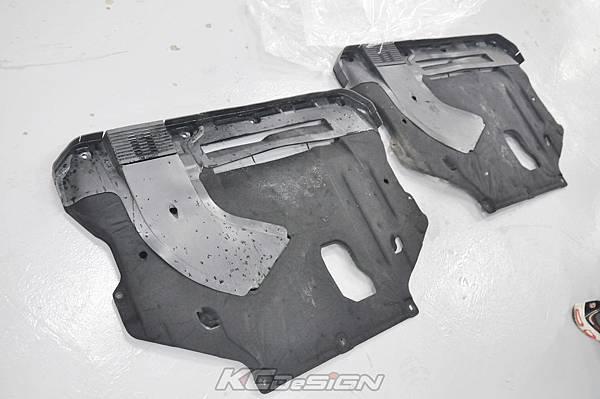 Ford Kuga 1.6T 安裝 KC.TBS 節氣門氣流倍增器 & 下護板_05.jpg
