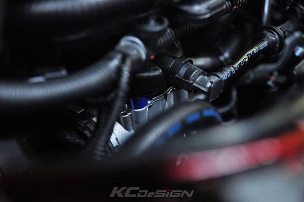 Ford Kuga 1.6T 安裝 KC.TBS 節氣門氣流倍增器 & 下護板_08.jpg