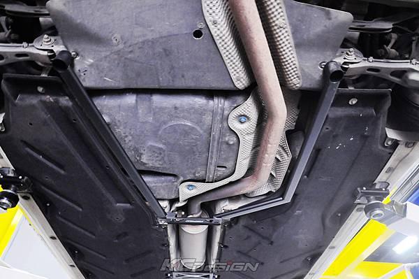 M-Benz CLA250 升級 KCDesign 引擎室拉桿、前下4點、後下4點拉桿_002.jpg