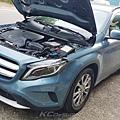 M-Benz GLA180 安裝 KCDesign 引擎室拉桿_001.jpg