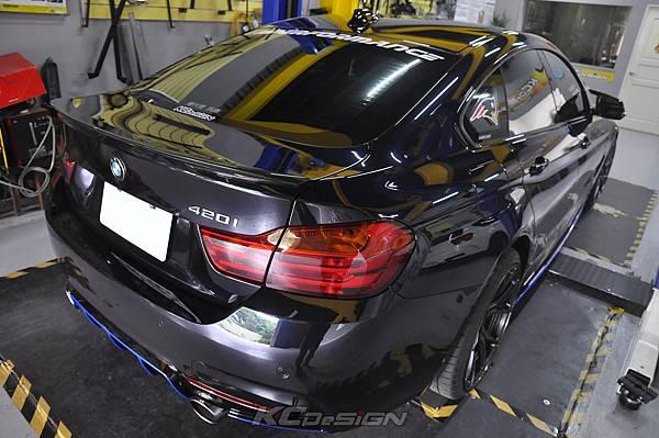 BMW F36 420GC 安裝 KCDesign 前下二點拉桿、後下二點拉桿_024.jpg
