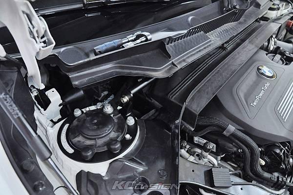 BMW F45 2AT 安裝 KCDesign 引擎室拉桿_008.jpg