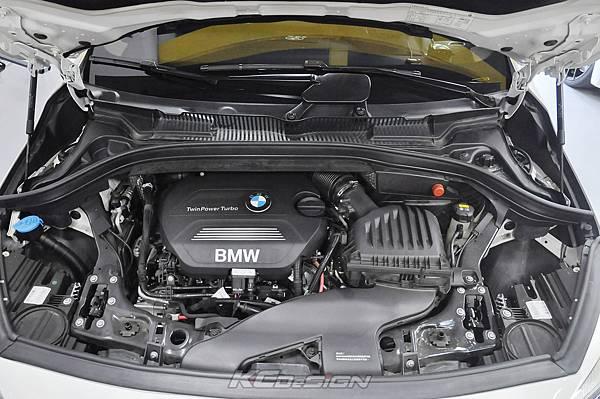 BMW F45 2AT 安裝 KCDesign 引擎室拉桿_012.jpg
