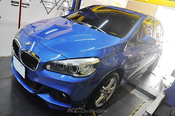 BMW F45 2AT 220i 升級 KCDesign 全車底盤結構桿(4件式)_017.jpg