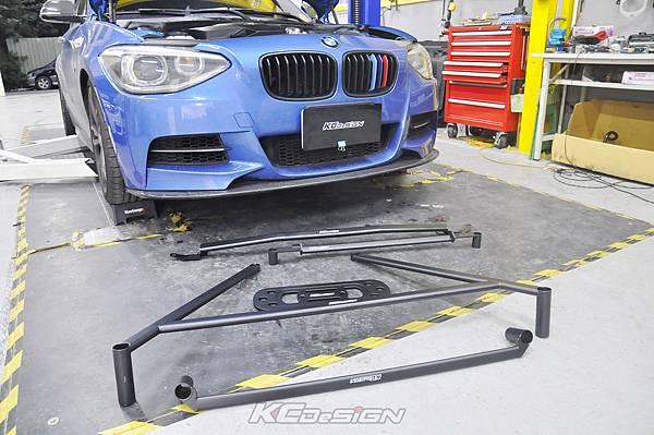 BMW F20 M135i 升級 KCDesign 全車底盤結構桿(五件式)_001.jpg