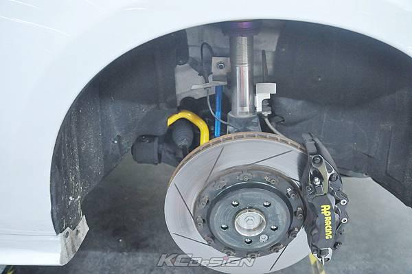Volvo V60 T5 RD 升級 KCDesign 前防傾桿、李子串、渦輪管_007.jpg
