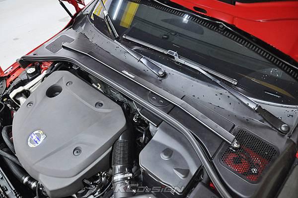 Volvo V60 D4 安裝 KCDesign 全車結構桿(五件)、後防傾、渦輪管_030.jpg