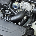 BMW F20 118i 更換 KCDesign 鋁合金進氣防爆管、後下4點式結構桿_001.jpg