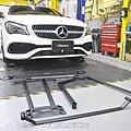 M-Benz CLA250 16Y 安裝 KCDesign 全車底盤結構桿(5件式)_001.jpg
