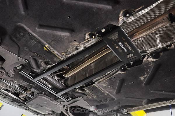 M-Benz CLA250 安裝 KCDesign 前下二點、前下北點式結構桿(撞壞更換)_016.jpg