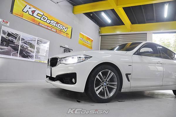 BMW F34 320i GT 安裝 KCDesign 前後防傾桿、引擎室拉桿_015.jpg
