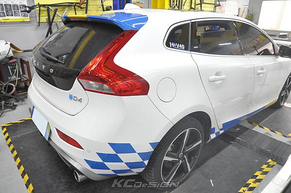 Volvo V40 D4R 升級 KCDesign 全車底盤結構桿、後防傾桿_013.jpg