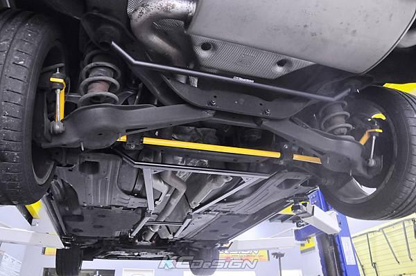 Volvo S60 D4 升級 KCDesign 底盤結構桿(三件式)、換裝後防傾桿(原Hardrace)_009.jpg