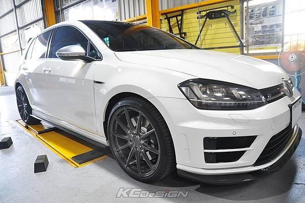 VW Golf 7 R 升級 KCDesign 底盤結構桿(4件式)_018.jpg