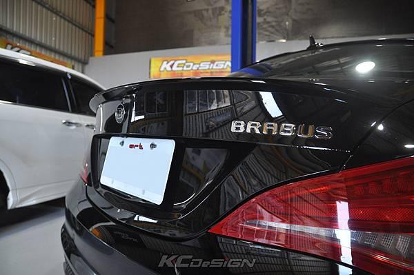 M-Benz Brabus CLA45 安裝 KCDesign 引擎、前二、後4點拉桿、後行李箱拉桿_101.jpg