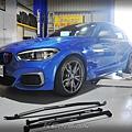 BMW F20 Lci M140i 安裝 KCDesign 引擎室拉桿、前下二點、後下二點拉桿_002.jpg