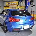 BMW F20 Lci M140i 安裝 KCDesign 引擎室拉桿、前下二點、後下二點拉桿_009.jpg