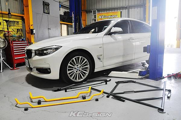 BMW F34 320i GT 升級 KCDesign 全車結構桿、前後防傾桿_004.jpg
