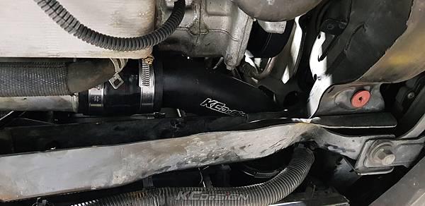 Volvo XC60 T5RD 8速 升級 KCDesign 鋁合金渦輪管_007.jpg