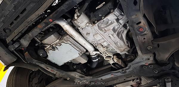 Volvo XC60 T5RD 8速 升級 KCDesign 鋁合金渦輪管_004.jpg