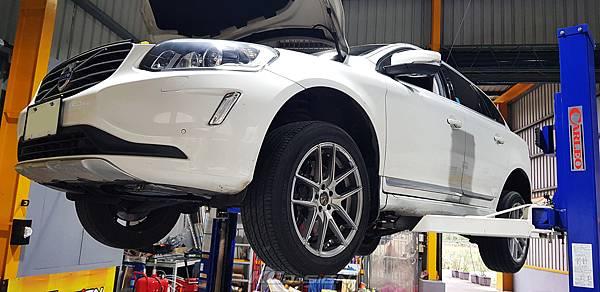 Volvo XC60 T5RD 8速 升級 KCDesign 鋁合金渦輪管_003.jpg