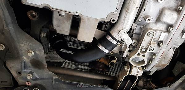 Volvo XC60 T5RD 8速 升級 KCDesign 鋁合金渦輪管_005.jpg