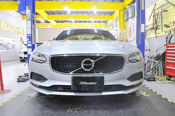 Volvo S90 D4 升級 KCDesign 全車底盤結構桿(4件式)_035.jpg