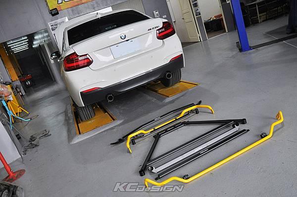 BMW F22 M235i 安裝 KCDesign 前後防傾桿、全車結構桿 x2_002.jpg