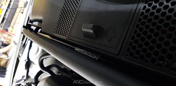 Audi A4 B8.5 升級 KCDesign 前下4點式結構桿、引擎室拉桿_020.jpg