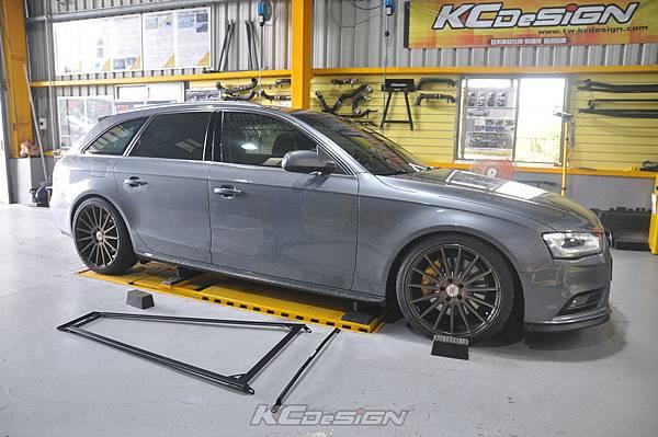 Audi A4 B8.5 安裝 KCDesign 全車底盤結構桿(二件式)_025.jpg