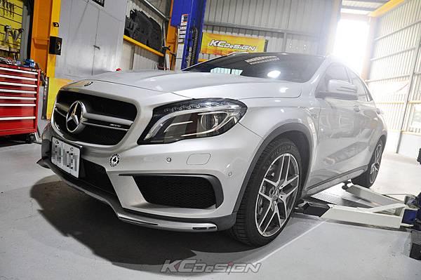 M-Benz GLA45 安裝 KCDesign 全車底盤結構桿(五件式)_014.jpg