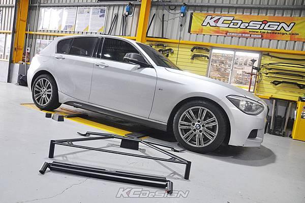 BMW F20 118i 升級 KCDesign 全車底盤結構桿_001.jpg