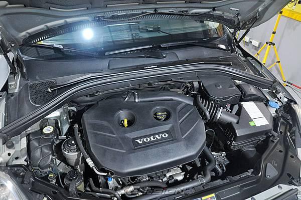Volvo XC60 T5 安裝 KCDesign 前後4點拉桿、引擎拉桿、T5 6速渦輪管_006.jpg