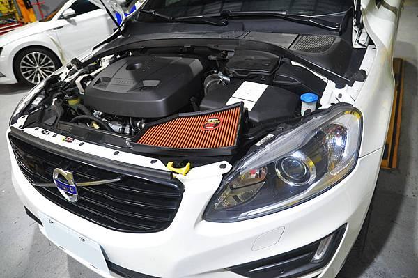 Volvo XC60 T5 RD 安裝 KCDesign 前後防傾桿、渦輪管、避震器_017.JPG