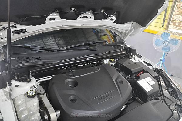 Volvo V40 CC D4 安裝 KCDesign 引擎室拉桿、前防傾桿_013.jpg