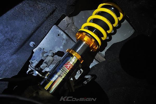 Volvo V40 T5 5缸 升級 KCDesign 倒插式避震器_008.jpg