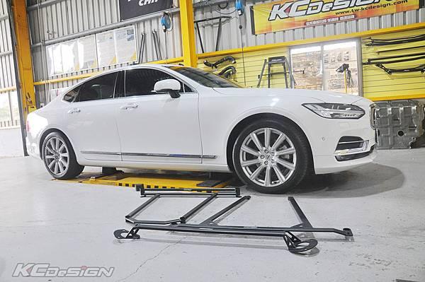 Volvo S90 T5 安裝 KCDesign 全車底盤拉桿_001.jpg