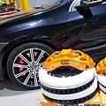 Volvo S60 T4 升級 KCDesign 超中六+350mm 後350mm 假浮動加大碟含金屬油管_001.jpg