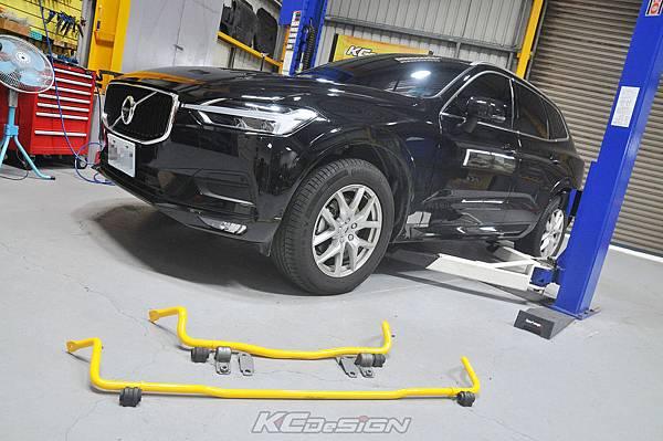Volvo XC60 T5M 升級 KCDesign 前後防傾桿_022.jpg