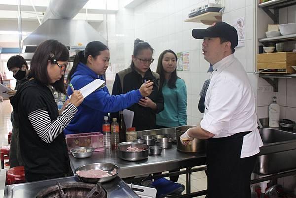 20150312-西餐烹飪技能班花絮