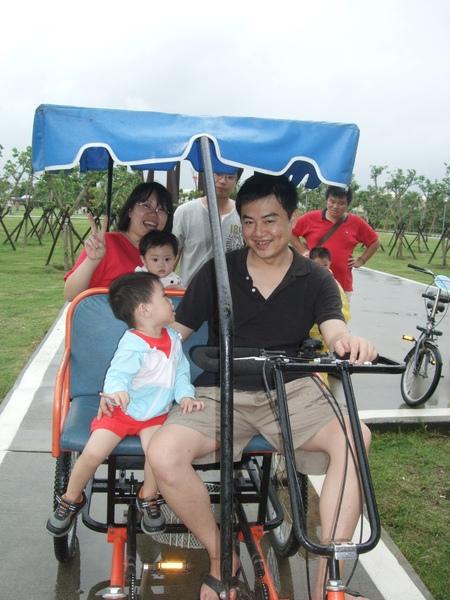 爸把  我也要騎