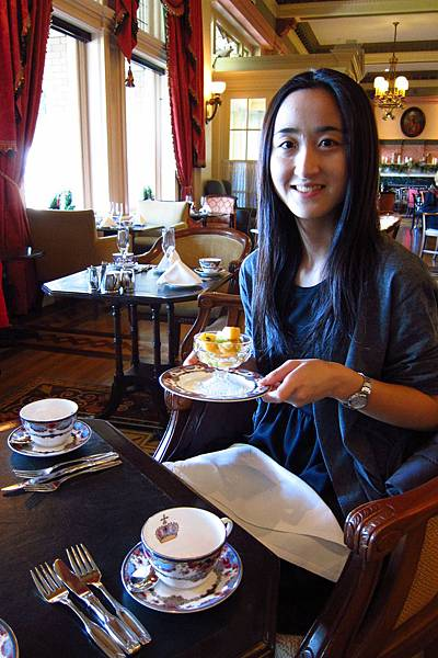 【加拿大】 維多利亞 帝后飯店下午茶 Empress Hotel Afternoon Tea