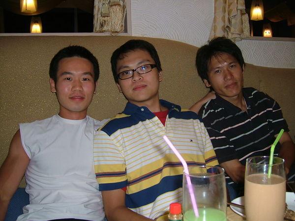 我、林信甫、陳毅傑