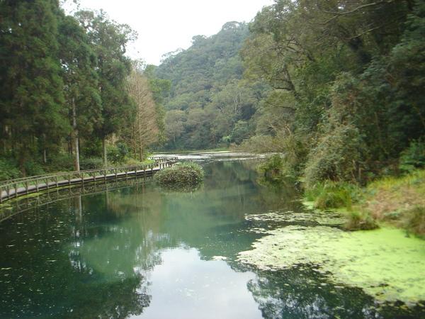 福山植物園一景