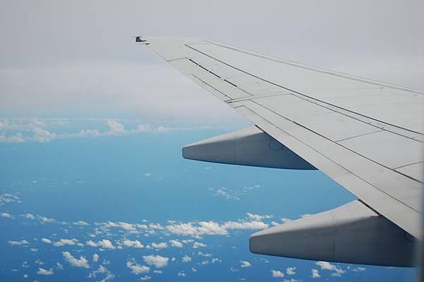 普吉島上空