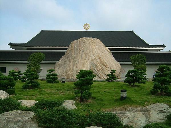 大興善寺背景