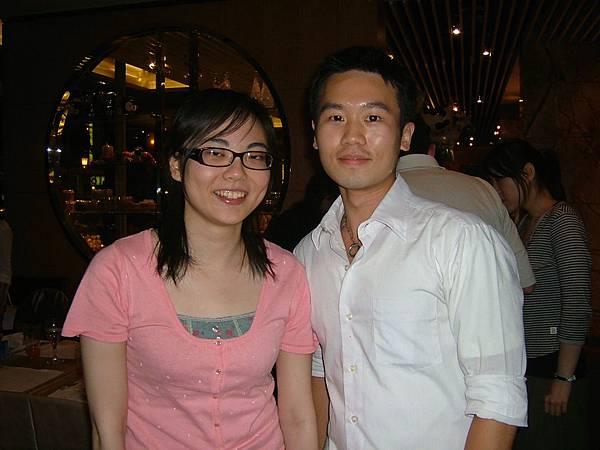 小白(謝佩君)和我
