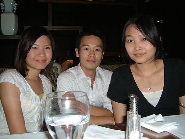 佳霓(周佳霓)、我、蕭萱